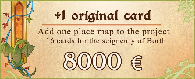 +1 original card