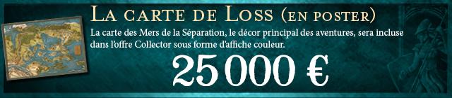 La Carte de Loss (en poster)