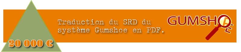 Palier 5 : SRD Gumshoe