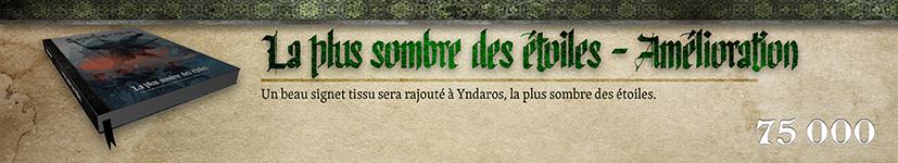Amélioration Yndaros : Signet