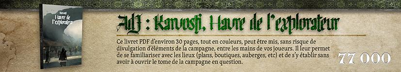 AdJ : Karvosti, Havre de l'explorateur