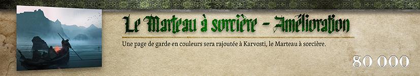 Amélioration Karvosti : Page de garde