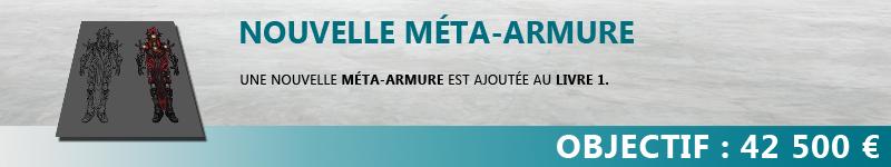 Nouvelle méta-armure