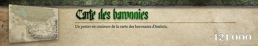 Cartes des Baronnies