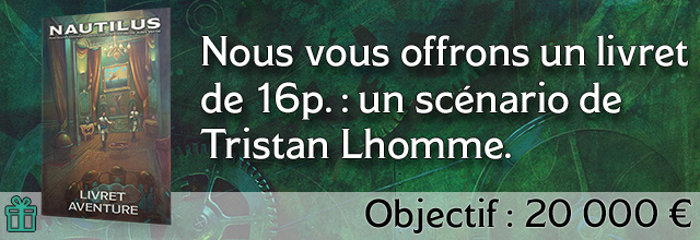 Palier 7 : Livret scénario 16 pages de Tristan Lhomme