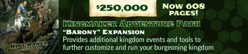 Kingmaker AE: Barony Expansion
