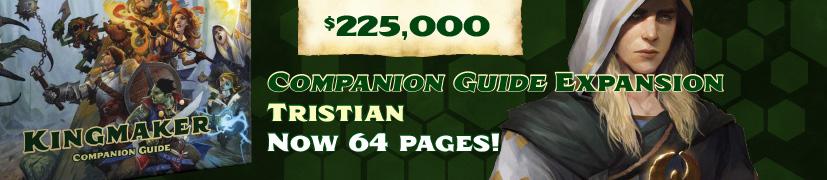 Companion Guide: Tristian