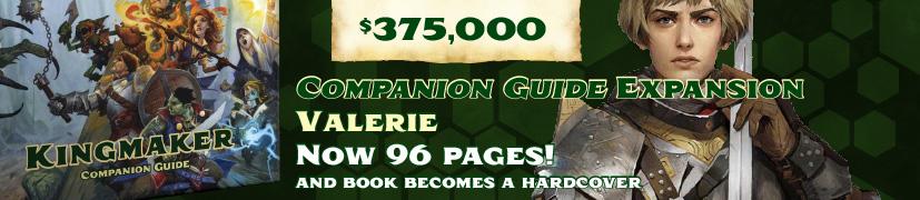 Companion Guide: Valerie