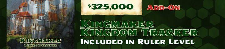 Unlock: Kingmaker Kingdom Tracker Accessory