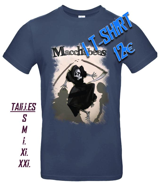 T-Shirt Macchabées