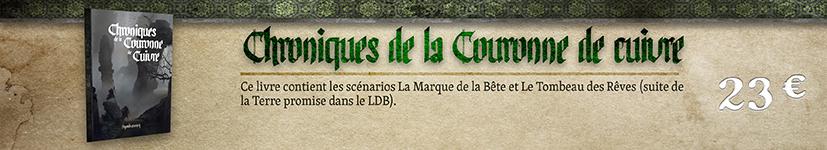 La Couronne de cuivre (campagne)