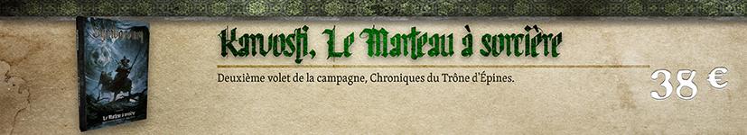 Karvosti, le Marteau à sorcière