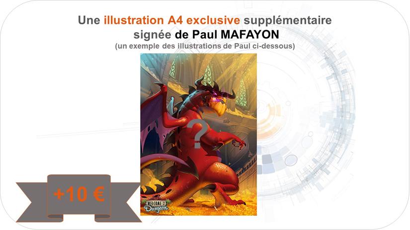 Une autre illustration de Paul Mafayon à offrir.