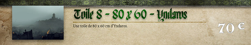 Toile 08 Yndaros - 80 x 60