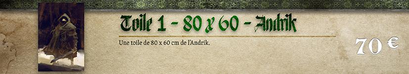 Toile 01 Andrik - 80 x 60
