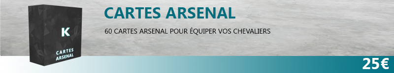 Cartes Arsenal
