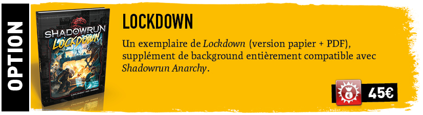 Shadowrun 5 - Lockdown