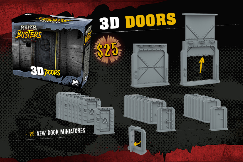 3D Doors Expansion