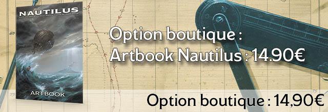 Option boutique : ArtBook