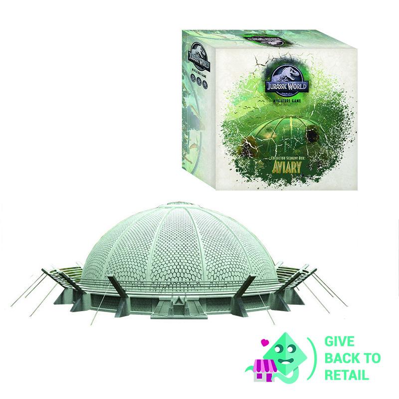 Collector Box: Jurassic World Aviary