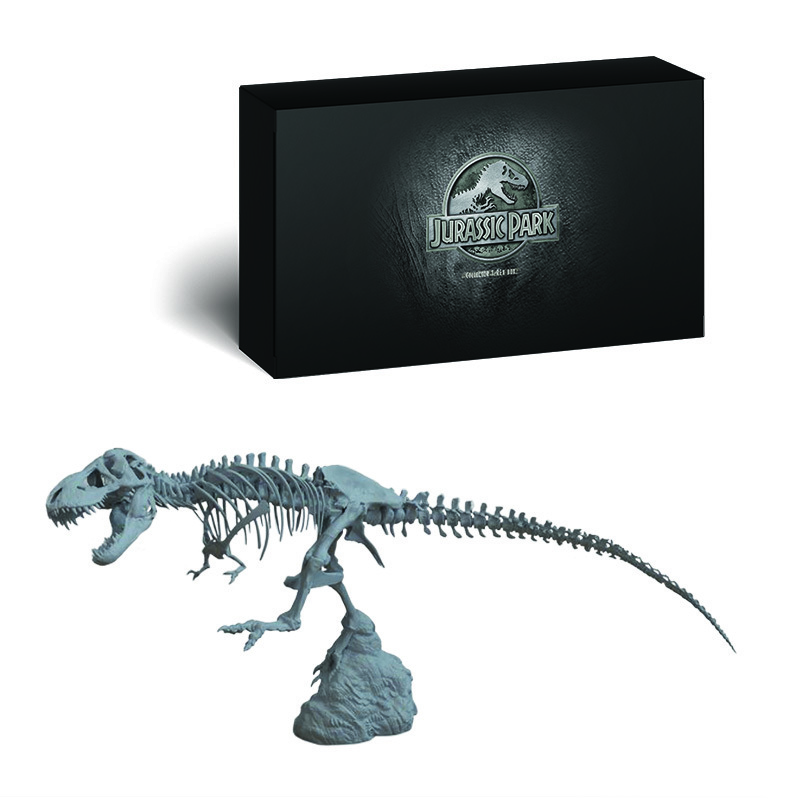 Collector Box: Tyrannosaure-Rex Skeleton