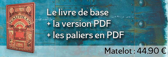 Matelot (Livre de base Nautilus + Paliers PDF)