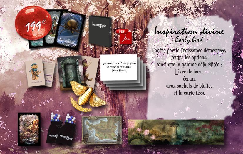 Inspiration divine - Early bird