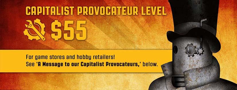 Capitalist Provocateur RETAIL