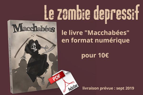 Le zombie dépressif