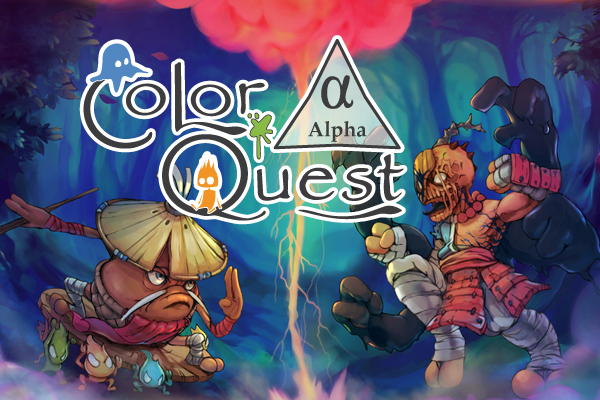 Color quest alpha fluo craft game on table top - Subject alpha cf ...