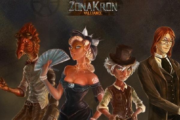 Zonakron - Valliance