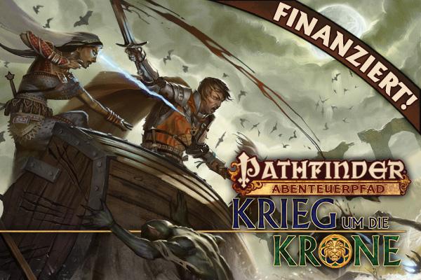 Pathfinder: Krieg um die Krone