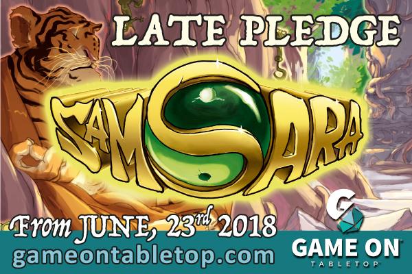SAMSARA, The Board Game