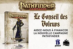 Campagne Pathfinder • Le Conseil des voleurs