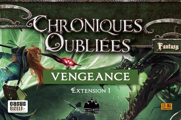 Chroniques Oubliées • Vengeance