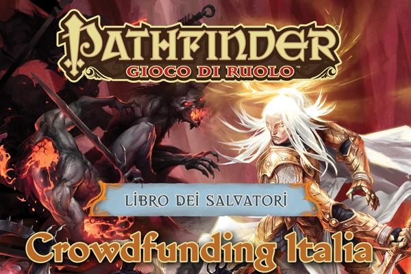 Pathfinder, Libro dei Salvatori