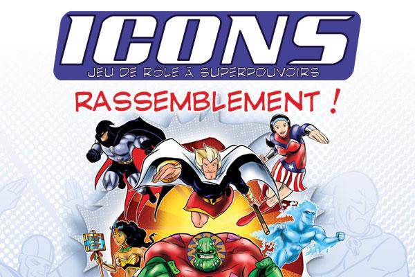 Icons : rassemblement !