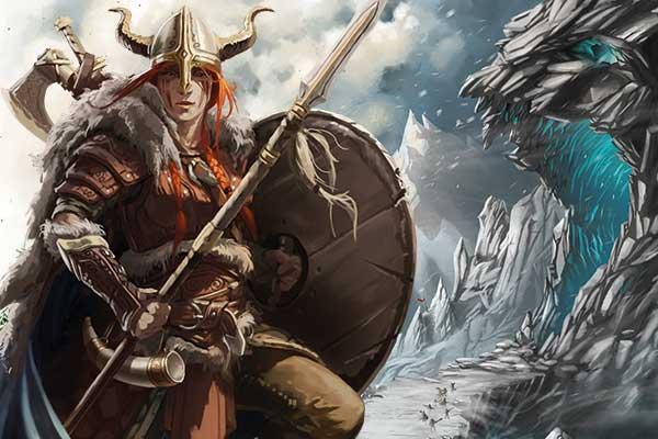 Champions de Midgard - Extensions Sombres Montagnes / Valhalla