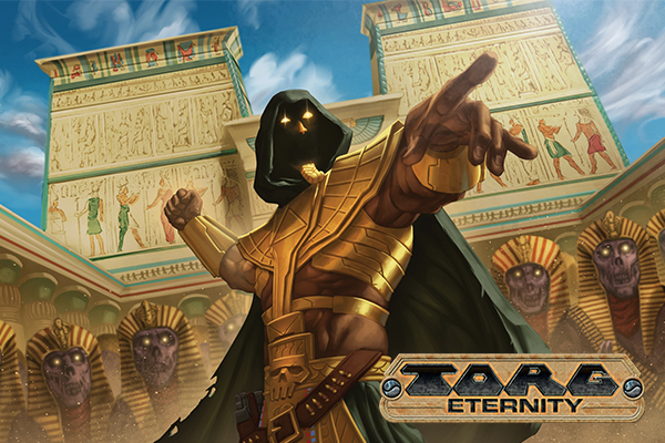 Torg Eternity: Nile Empire