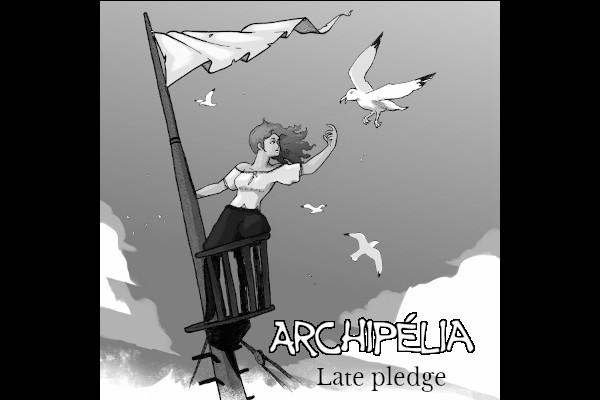 Archipélia - première escale