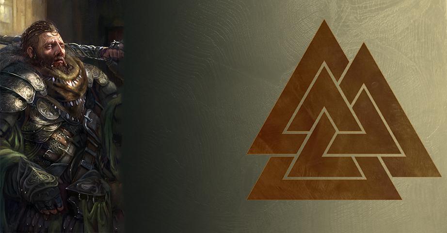 background Ragnarok - Darkrunes