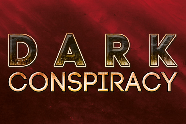 Dark Conspiracy - A Roleplaying Game of Supernatural Horror
