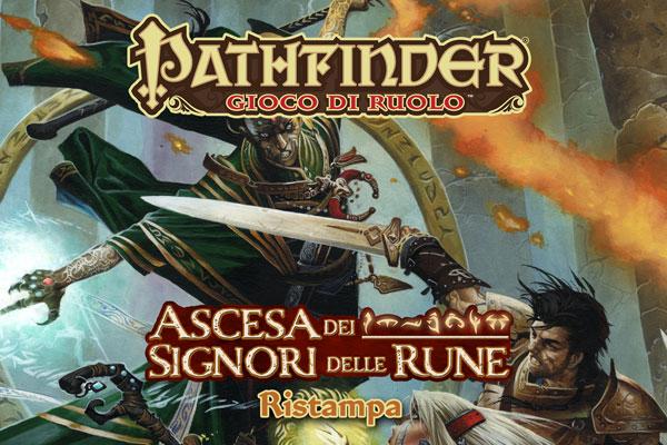Pathfinder: Ascesa dei Signori delle Rune (ristampa)