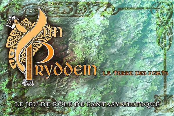Ynn Pryddein - La terre des forts - Late Pledge