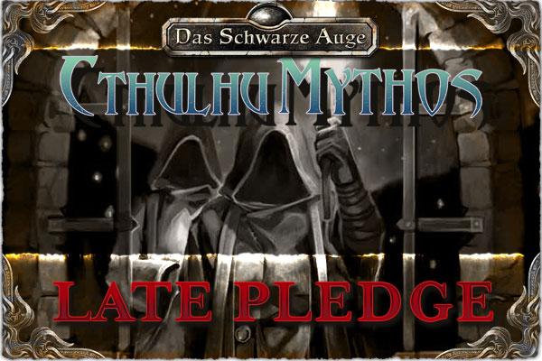 Sandy Petersen's Cthulhu Mythos für Das Schwarze Auge - Late Pledge