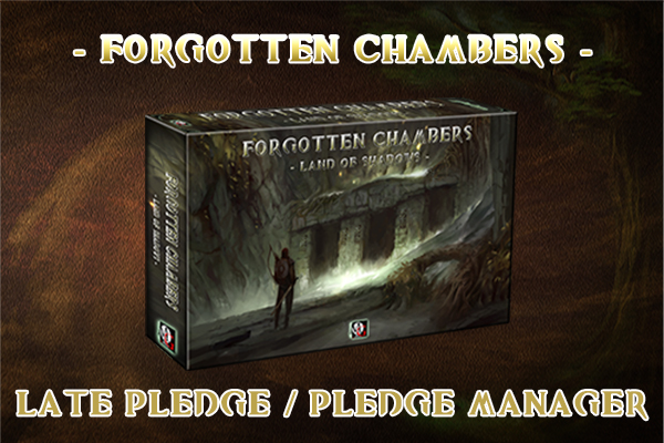 Forgotten Chambers : Land of Shadows