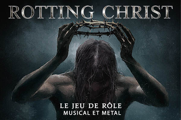 Rotting Christ, le jeu metal & musical