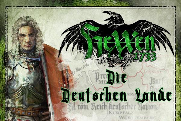HeXXen 1733 - Die Deutschen Lande