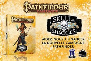 Campagne Pathfinder • Skull & Shackles