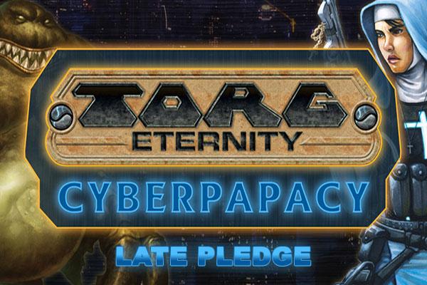 Torg Cyberpapacy